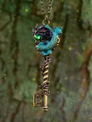 Sacred Ruins Fantasy Key