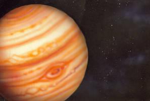 Jupiter by LUNAtic-36