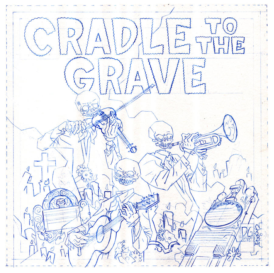 album cover pencils by boston-joe