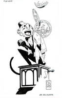 Grinder monkey ink by boston-joe
