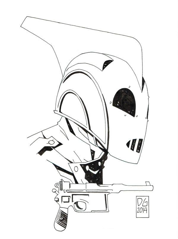 The Rocketeer by boston-joe