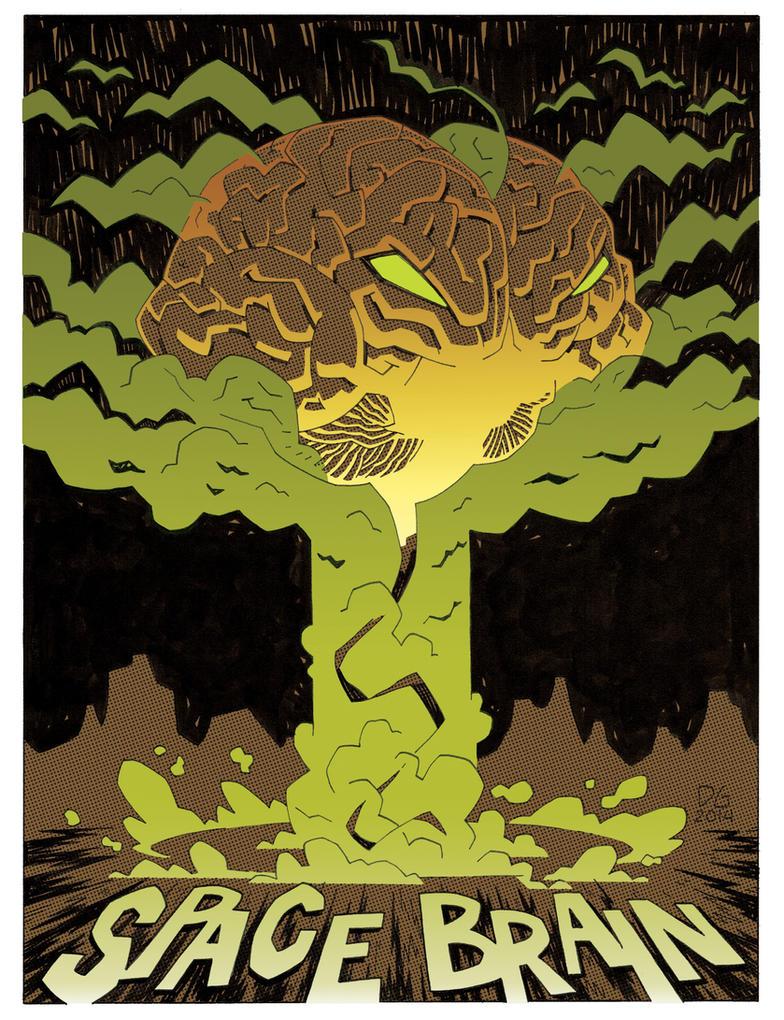 Space Brain by boston-joe