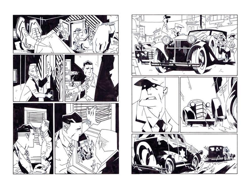Dick Tracy by boston-joe