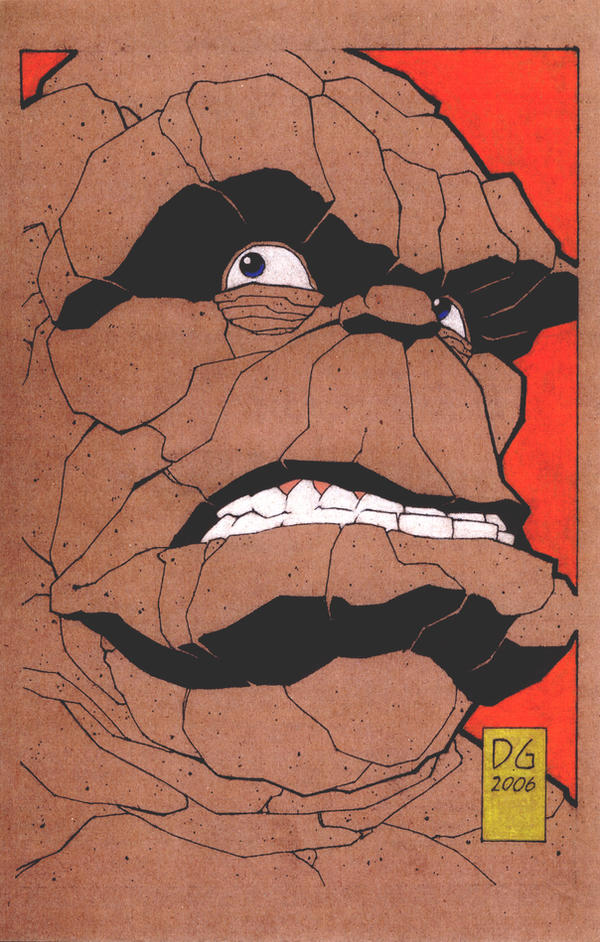 ben grimm by boston-joe