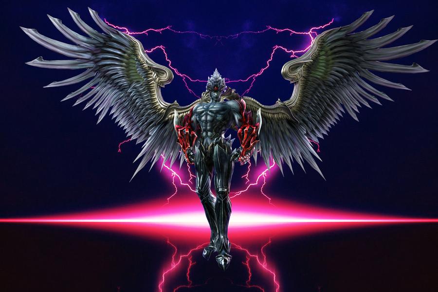Devil Jin Final Form by jackoneill007 on DeviantArt