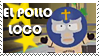 EL POLLO LOCO stamp by zoshi