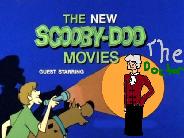 Scooby doo and the Doctor too! by weeya1