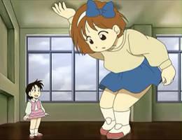 Super Giant Yoko Attacks!