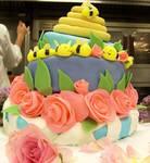 Rosegarden cake