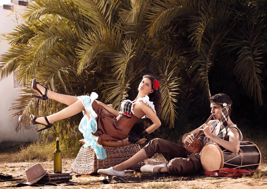 Tango to Evora by R-Desert-Rose