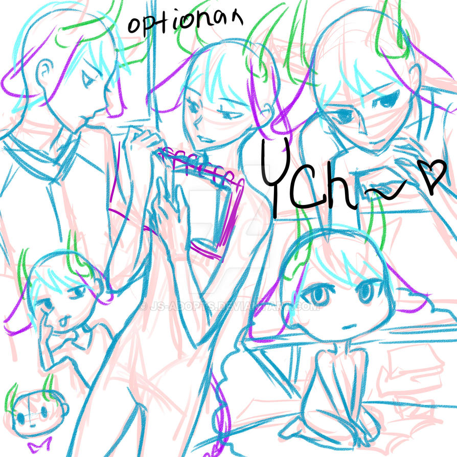 Ych Sketchpage [OPEN] by JS-AdoptS