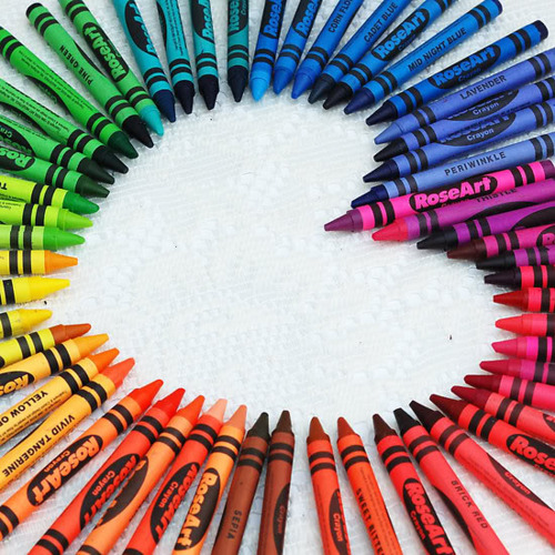 Crayon Heart by rainbowsrmine5631