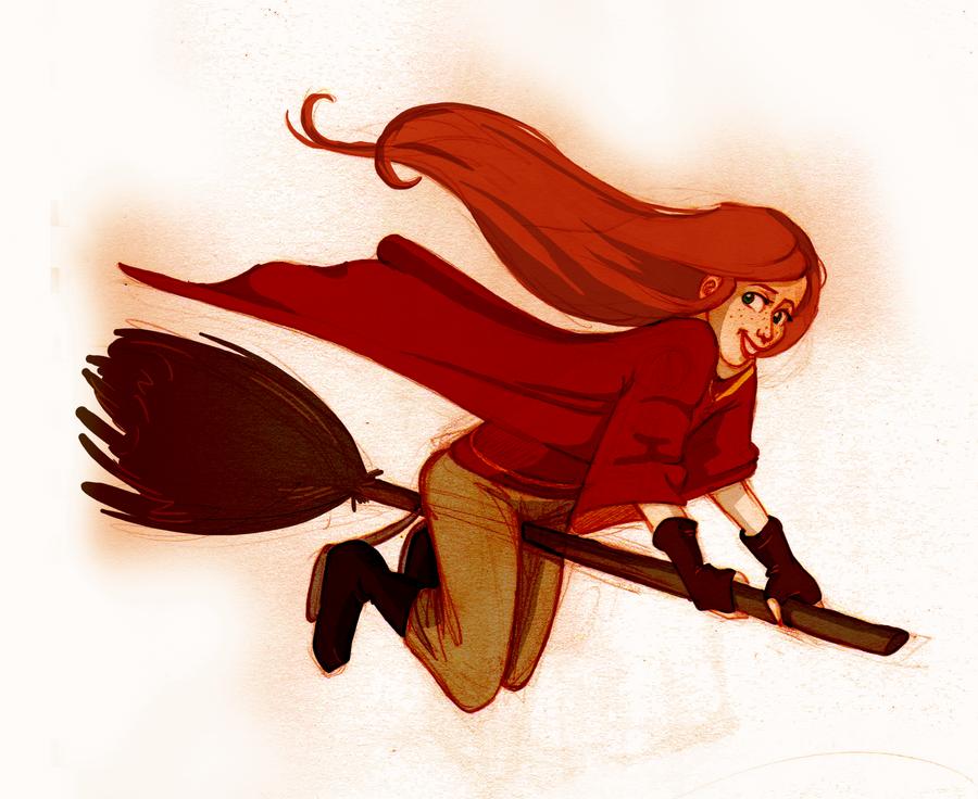 Ginny by Quabajazzi
