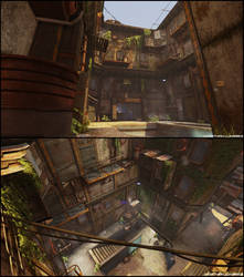 Hive city alley - 01
