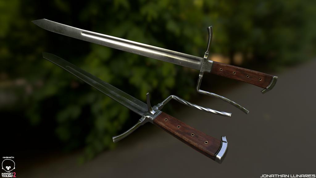 Messer (Long Knife) 02 By CougarJo On DeviantArt