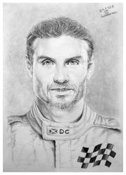 David Coulthard by hwaetmere