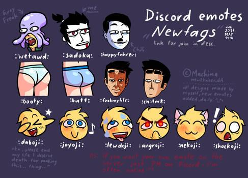 Emote discord servers