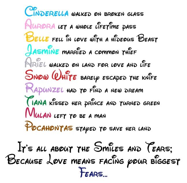 Disney Princesss by MonsturNao