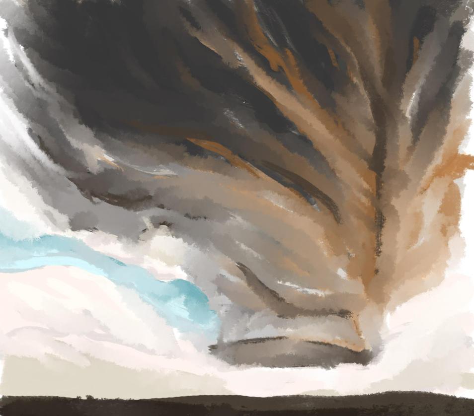 /r/DailyDraw - 18 April 2017 - Storm by winter-smoke