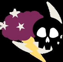 Lord Shadow Specter Cutie Mark by shadymeadow