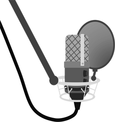 Vector - Voice Act Microphone