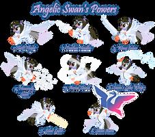 Angelic Swan's Powers