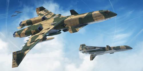 Long Range Bomber V03