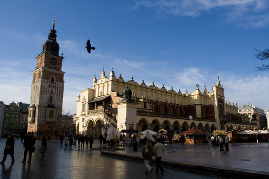 Stock - Cracow