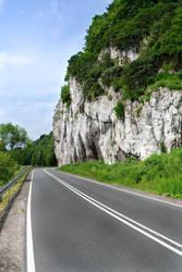 Stock - Road by wachowicz
