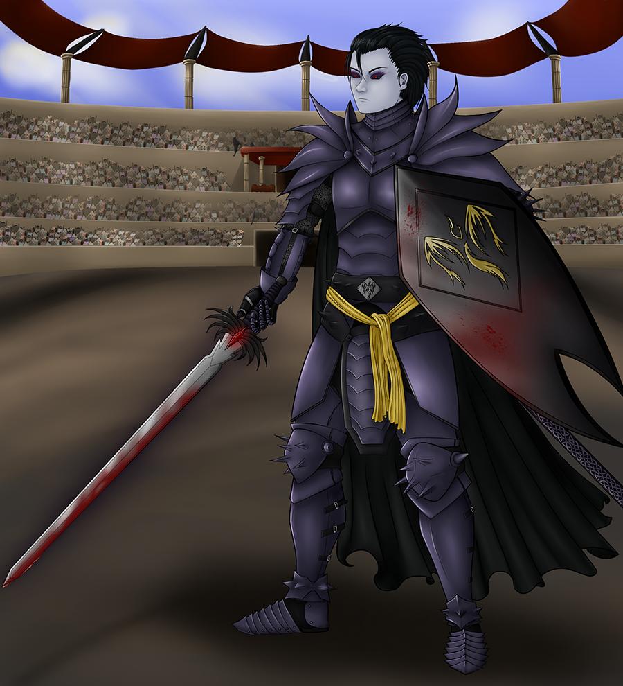 The Great Lord Morgan by Karnya