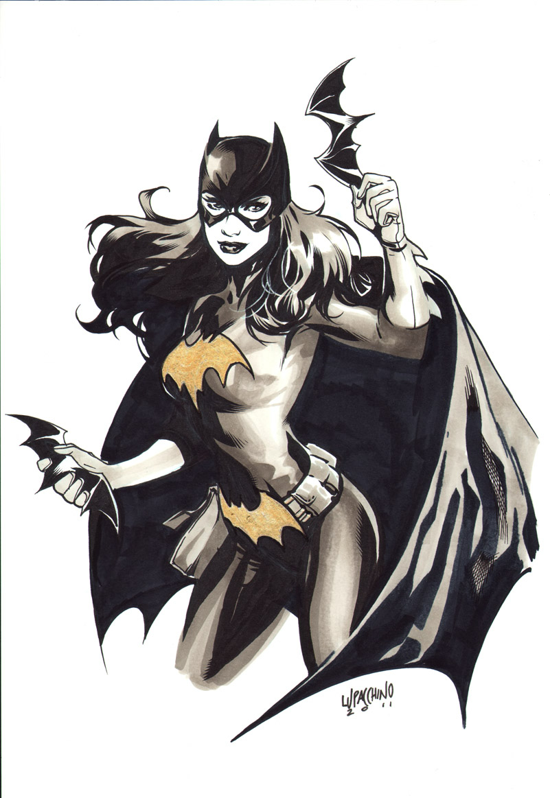 [TEMPORADA 4] CLASH OF COMICBOOK ARTISTS - Página 4 Batgirl_commission__lcf_by_manulupac-d4fwe3t