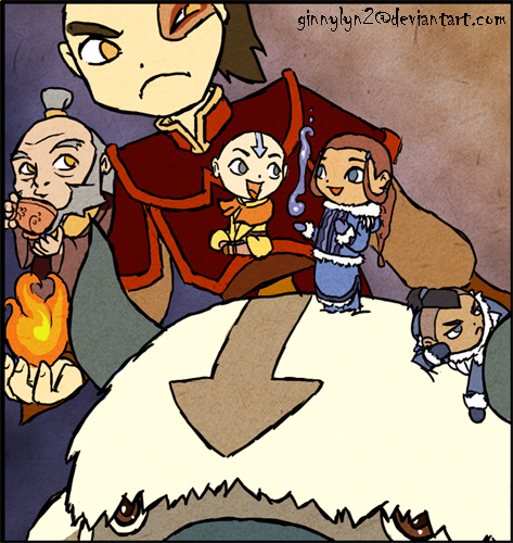 Avatar Doodle Episode 1 By The19thGinny On DeviantArt