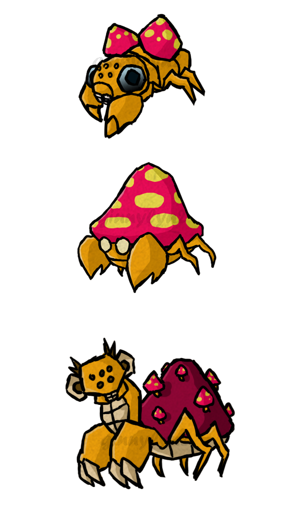 Pokemon Para WWS by the19thGinny