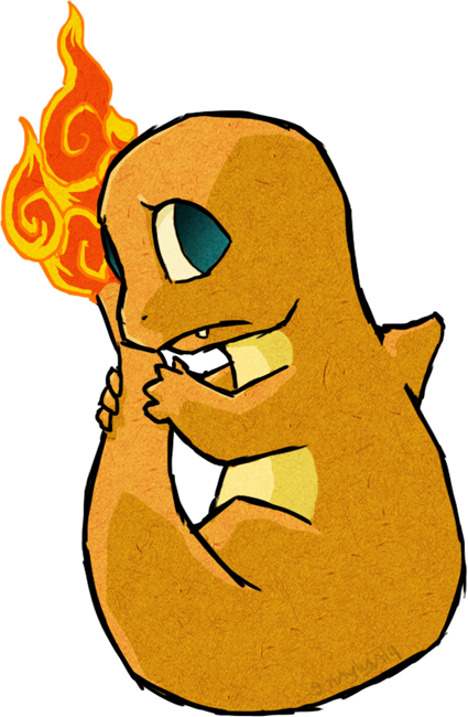 Charmander WWS by the19thGinny