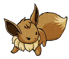 Eevee WWS by the19thGinny