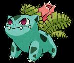 Ivysaur WWS