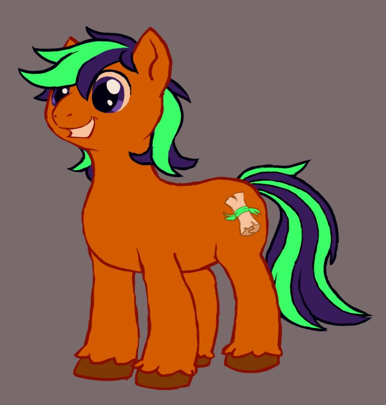 Pony OC: Bardswright by the19thGinny