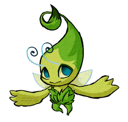 Celebi WWS by the19thGinny