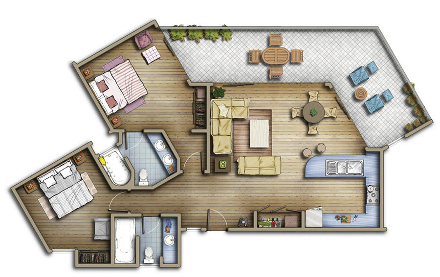 Two And A Half Men House Floor Plan Escortsea – Sitcom House Floor Plans