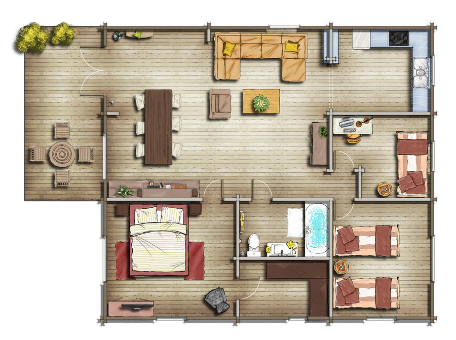 1000 images about rpg floorplans on pinterest floor for Hardwood floor plans