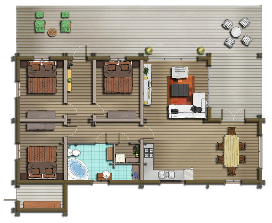 1000 images about rpg floorplans on pinterest floor for Apartment 2d plans