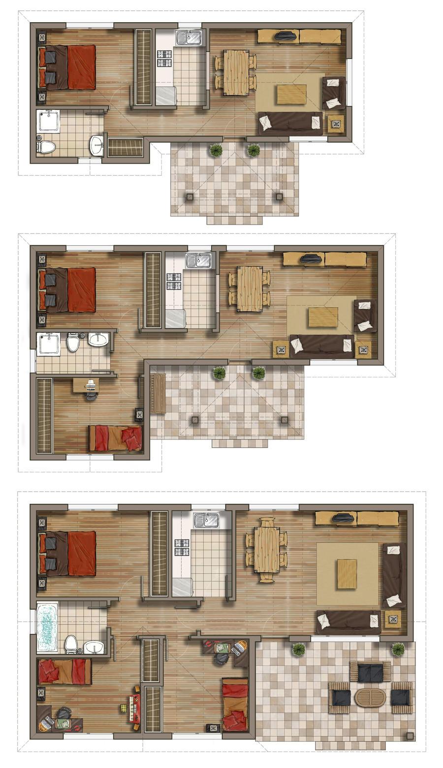 anime house floor plans house plans