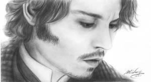 Johnny Depp - Insp. Abberline