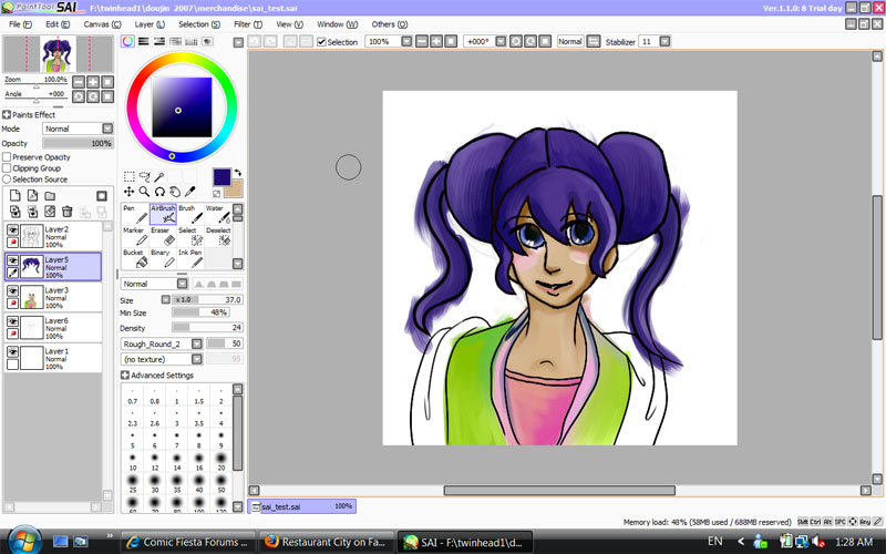 how to buy paint tool sai license