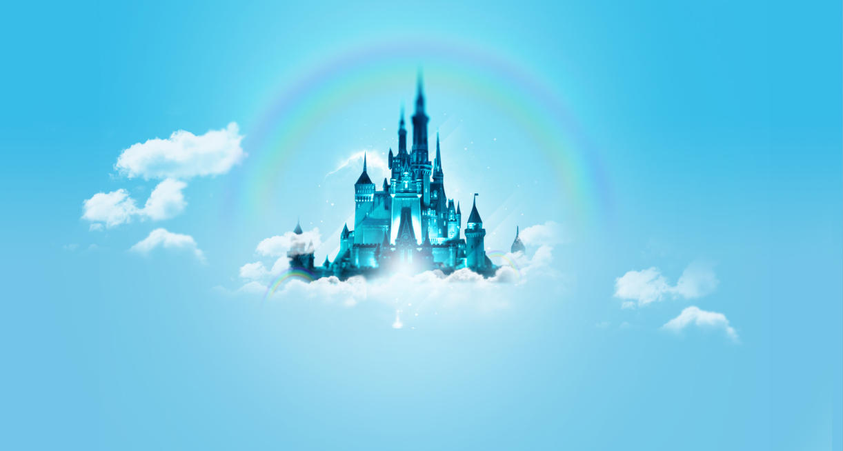 [Wallpaper] Walt Disney by 0mega-HD on DeviantArt Disney Princess 2017 Logo