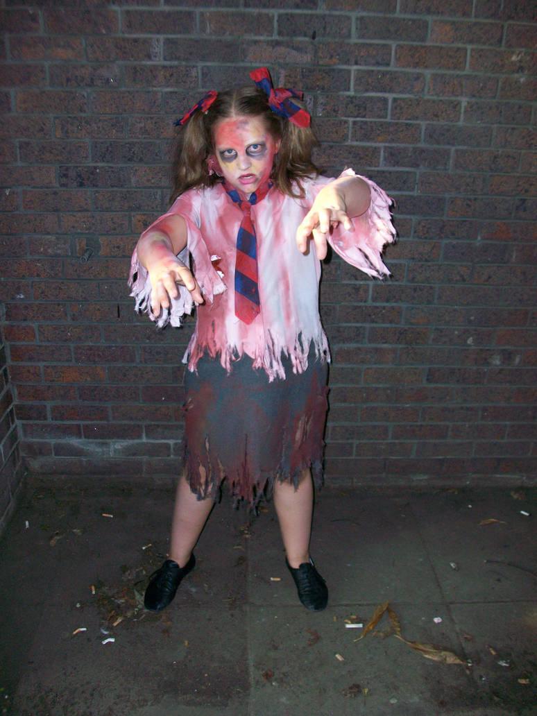 School Girl Zombie Costume By Darkvelvet20 On Deviantart-2673