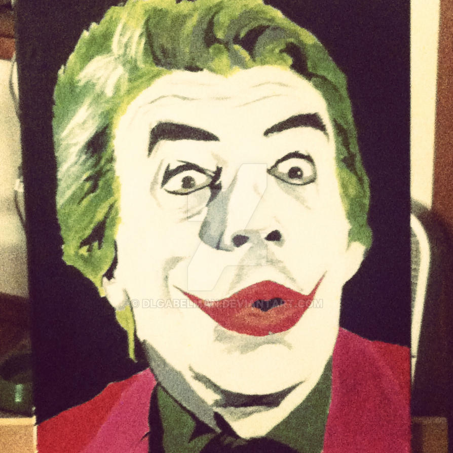 cesar romero joker laugh
