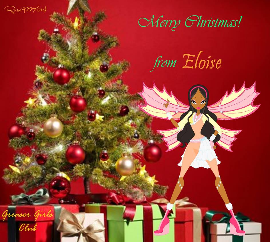 Eloise At Christmas.Ggc Lovix Christmas Eloise By Rose9227614 On Deviantart