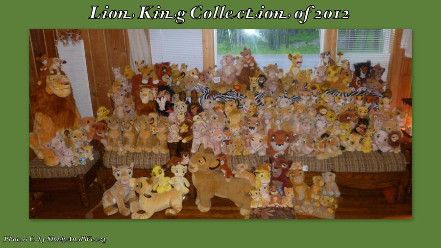 Lion King Collection 2012 by DoloAndElectrik
