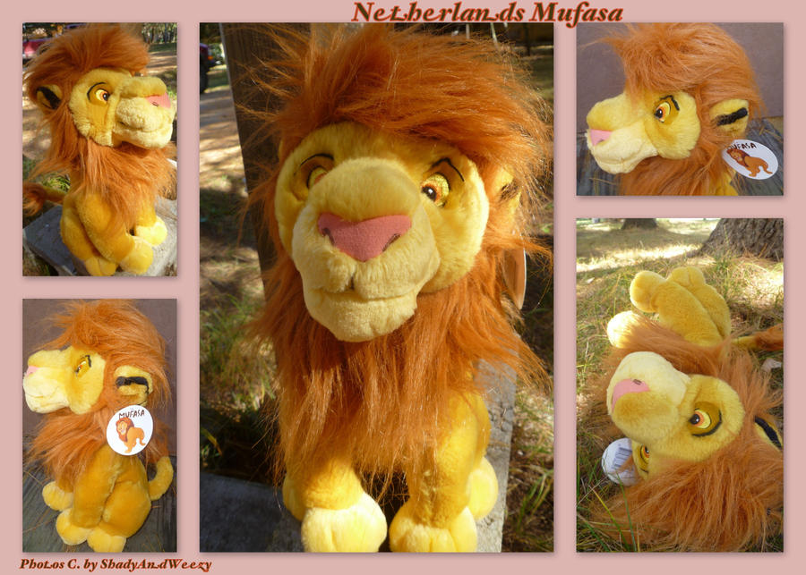 Netherlands Mufasa by DoloAndElectrik
